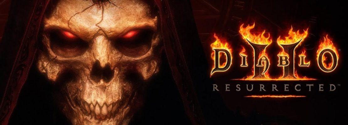 Diabla II Resurrected: Das Remaster erscheint am 23. September