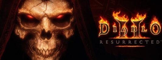 Diablo 2 Resurrected: Es ist wohl eine technische Alpha für Südkorea geplant