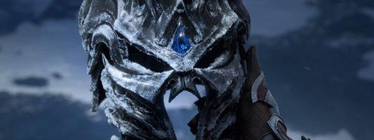 BlizzConline: Eine Nachbildung des Helms der Herrschaft ist bald erhältlich