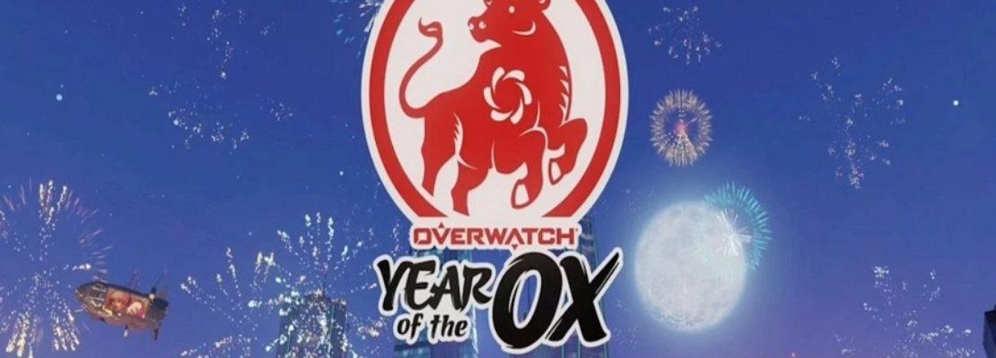 Overwatch: Das Jahr des Ochsen startet am 04. Februar