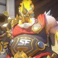 Overwatch League: Der Championship Skin für Roadhog