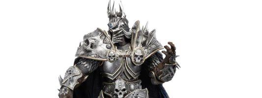 Blizzard: Eine weitere Statue des Lichkönigs kann vorbestellt werden
