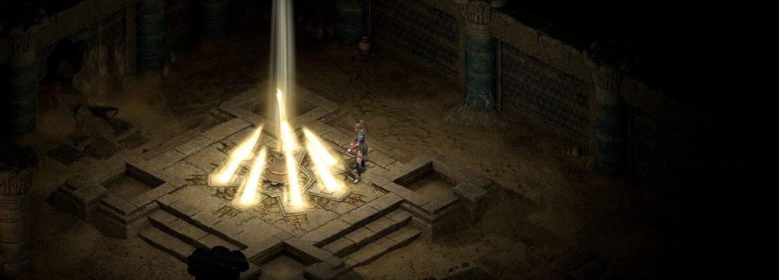 Diablo II Resurrected: Ein kurzes Interview mit Executive Producer Rod Fergusson