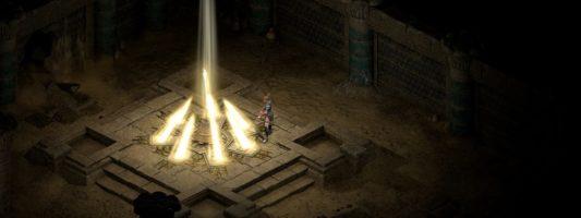 Diablo II Resurrected: Einige Screenshots aus einem neuen Press Kit