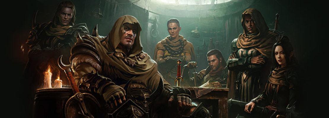 Diablo II Resurrected: Die neuen Modelle für NPCs aus Akt 1