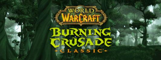 TBC Classic Beta: Eine Tutorial-Questreihe für geboostete Helden wurde eingebaut