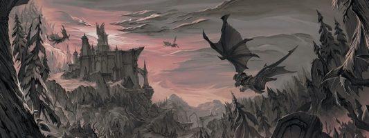Grimoire of the Shadowlands: Einige Vorschauseiten zu diesem Buch wurden veröffentlicht
