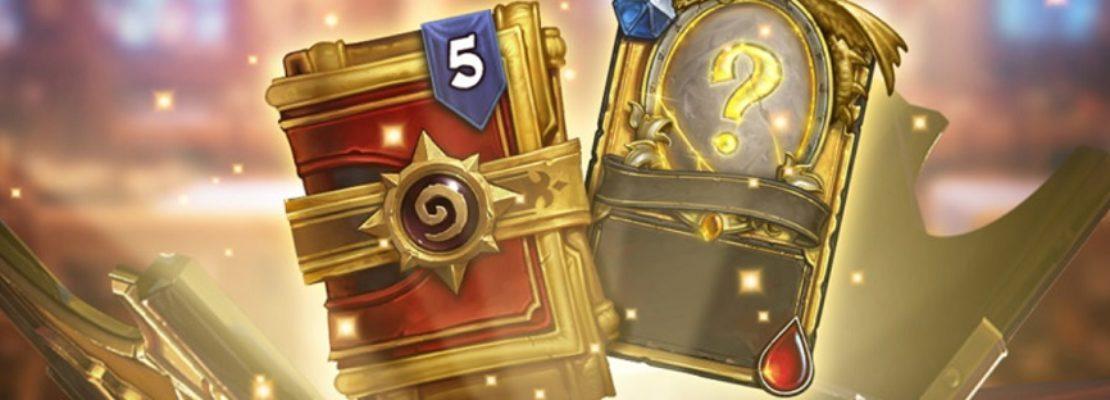 Hearthstone: Zwei goldene Pakete sind im Shop verfügbar