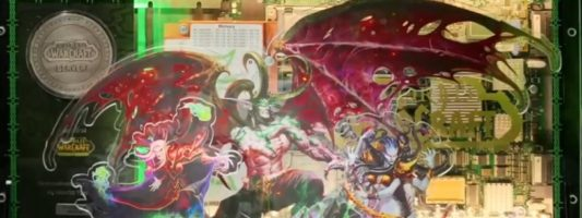 WoW in China: Blizzard verkauft TBC Server Blades