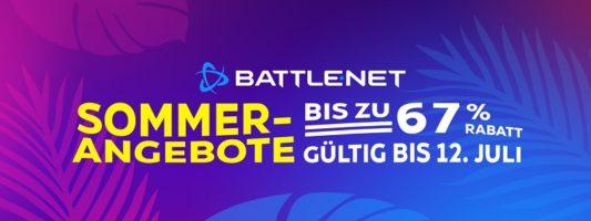 Blizzard und Activision: Eine Rabattaktion für einige digitale Produkte