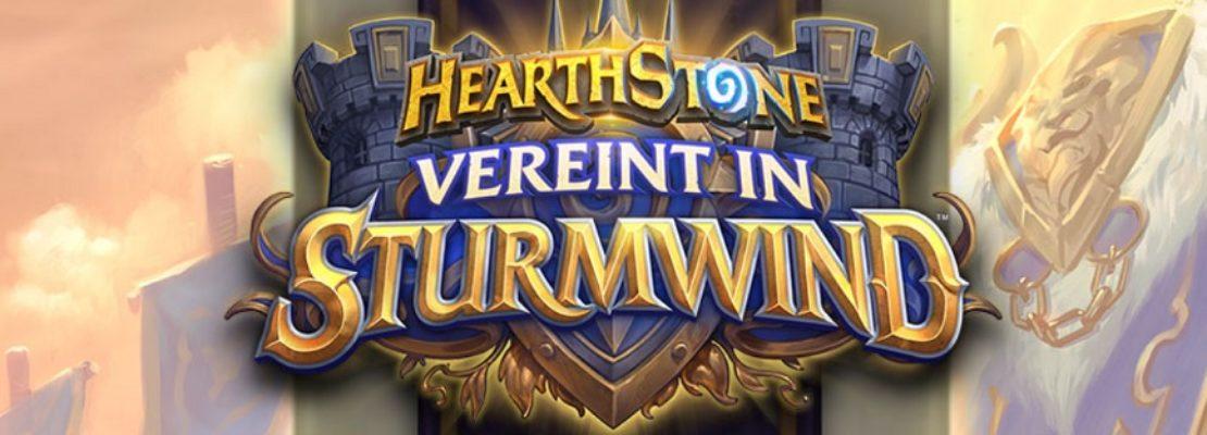 """Hearthstone: Die nächste Erweiterung """"Vereint in Sturmwind"""""""
